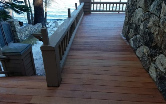 Deck Builder - Truckee & Tahoe City, CA